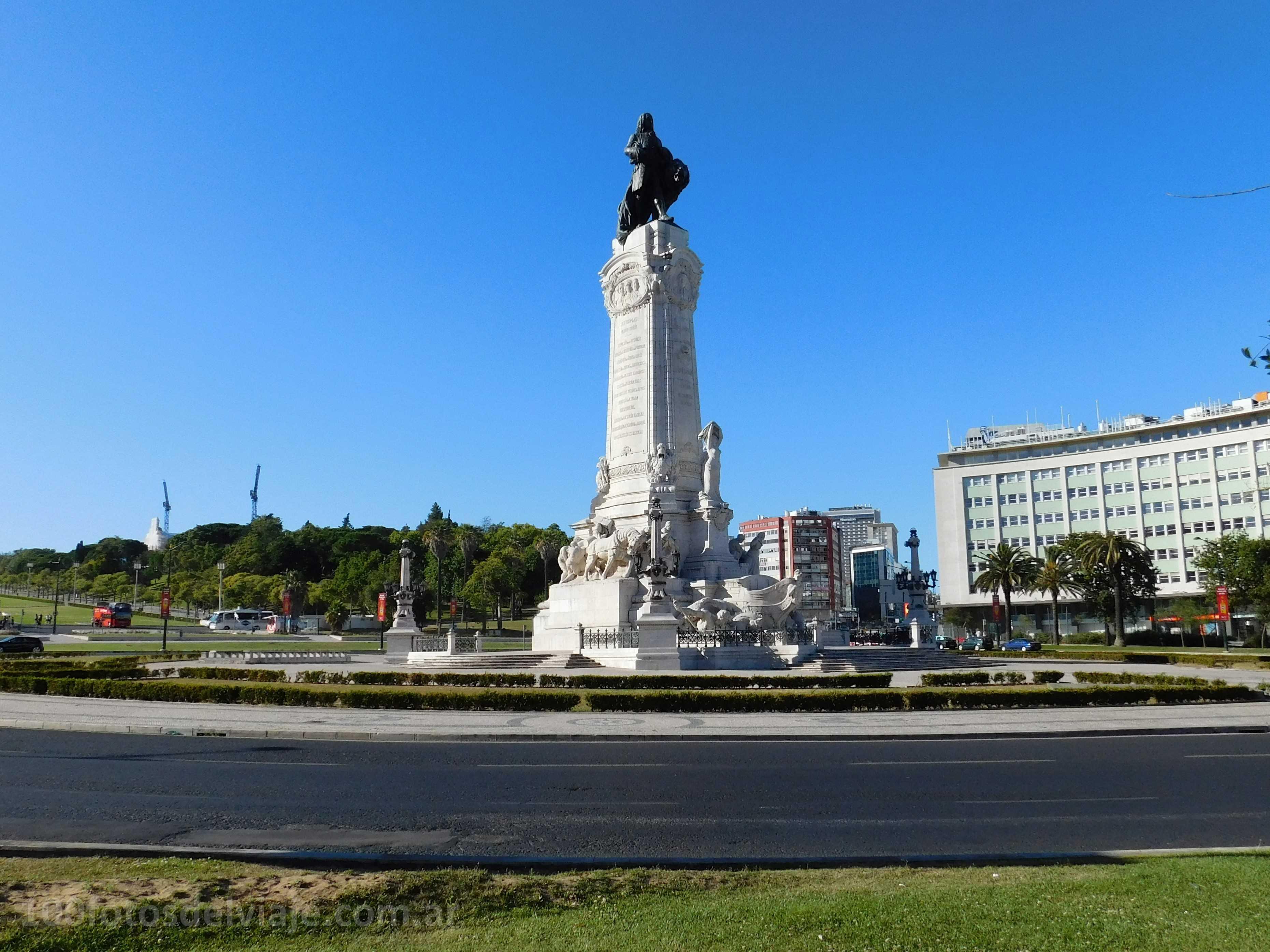 Plaza Marques de Pombal
