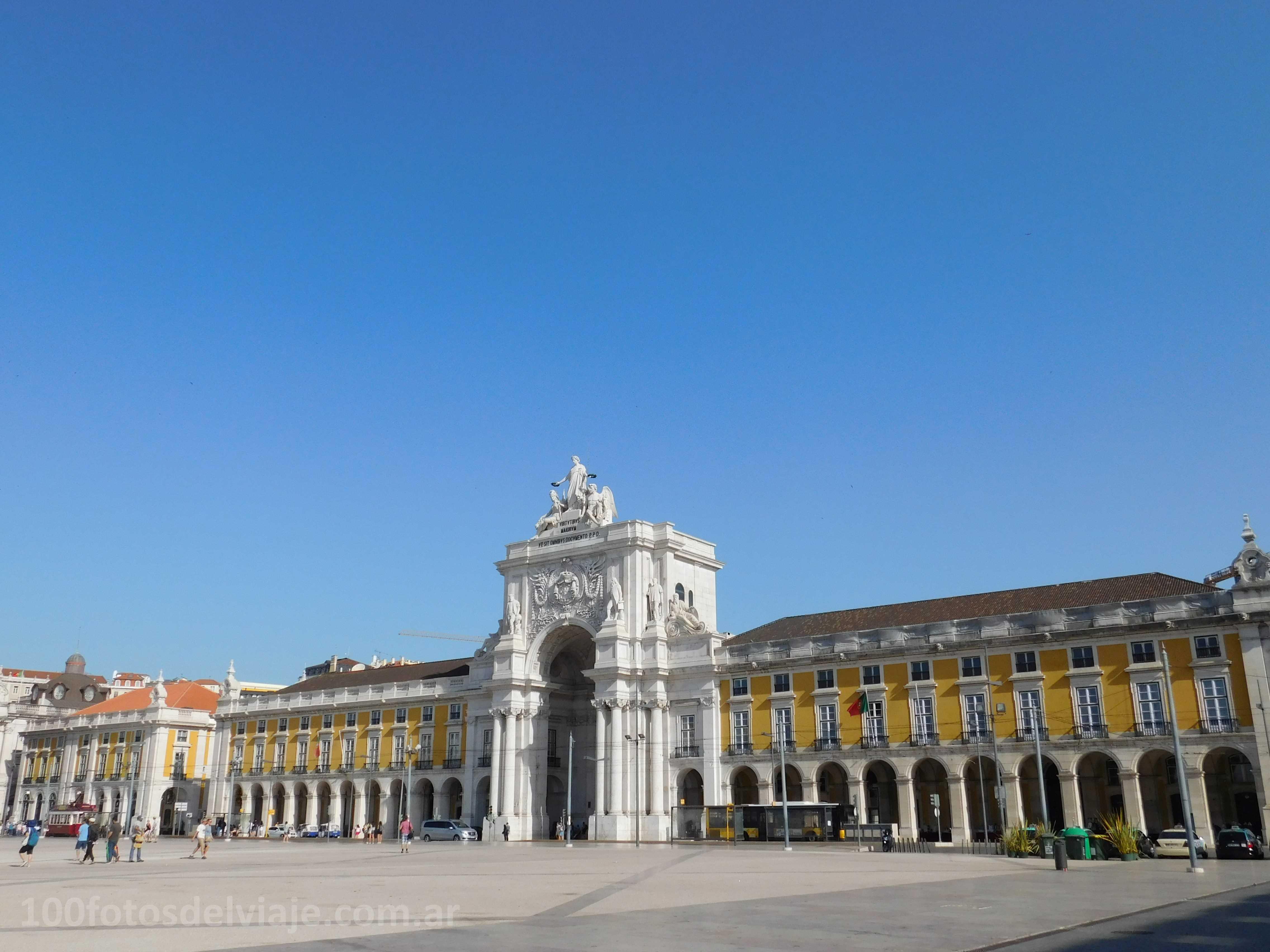 Plaza do Comercio