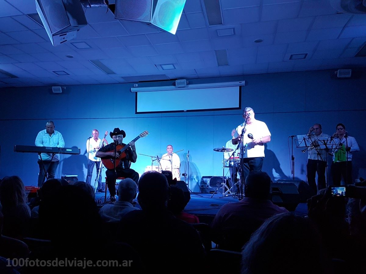 Show Buena Vista Social Club – Centro de Convenciones Plaza América
