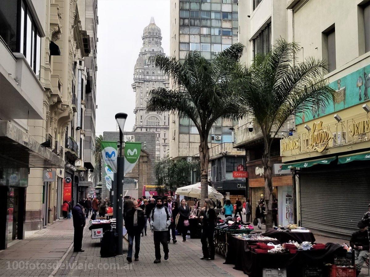 Calle Sarandí