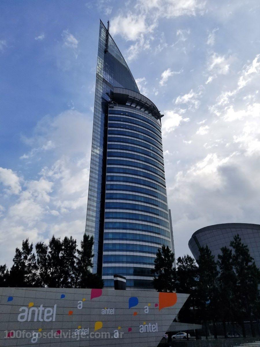 Torre de las Telecomunicaciones o Torre Antel