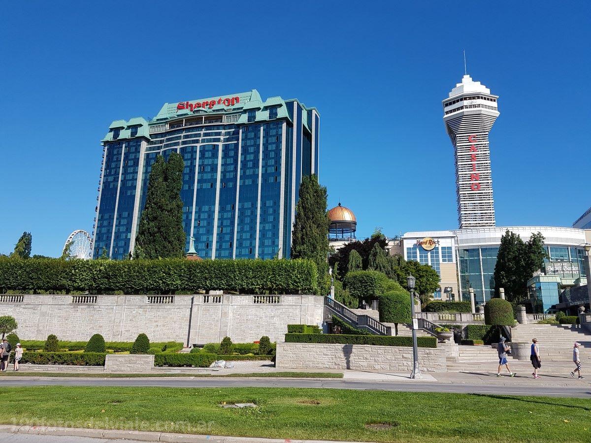 Hotel Sheraton On the Falls