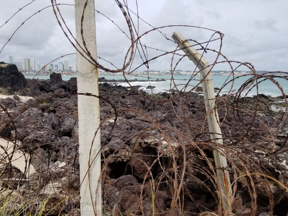 Zona Militar de Ponta Negra (Playa de Alagamar)