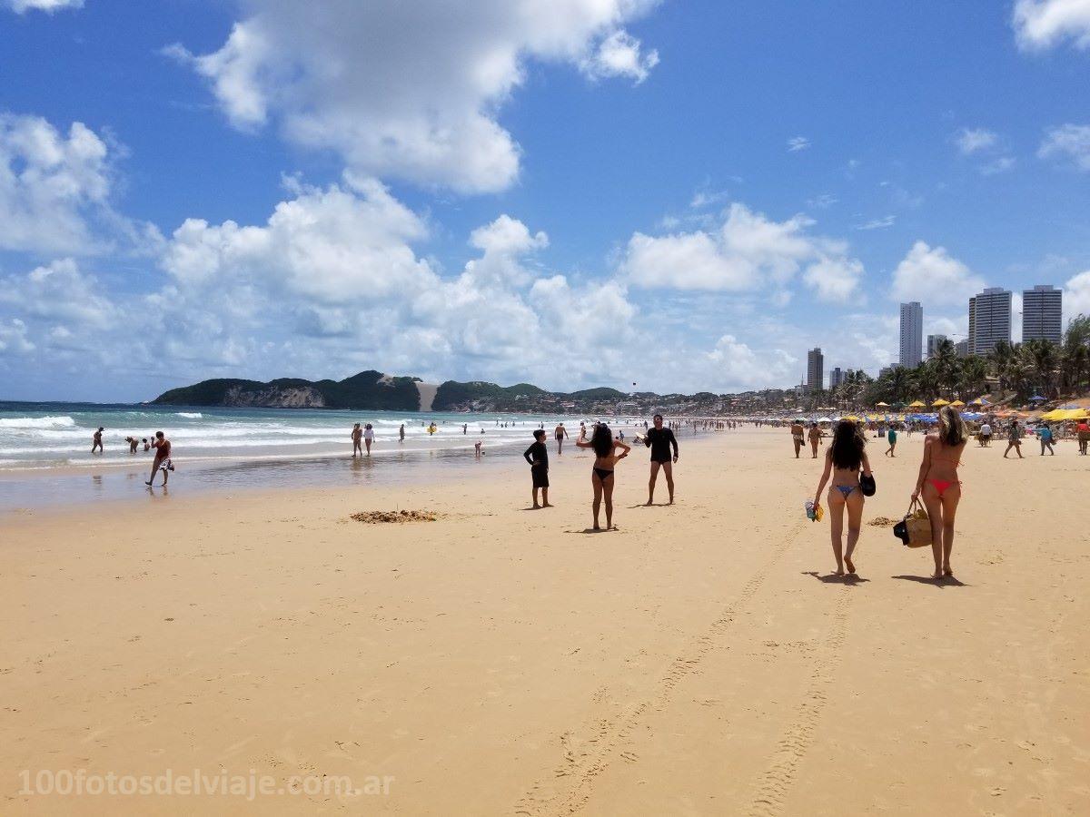 Playa de Ponta Negra